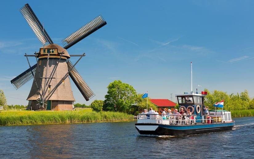 שכרו רכב בהולנד וצאו לגלות את המרחבים הכפרים המרהיבים