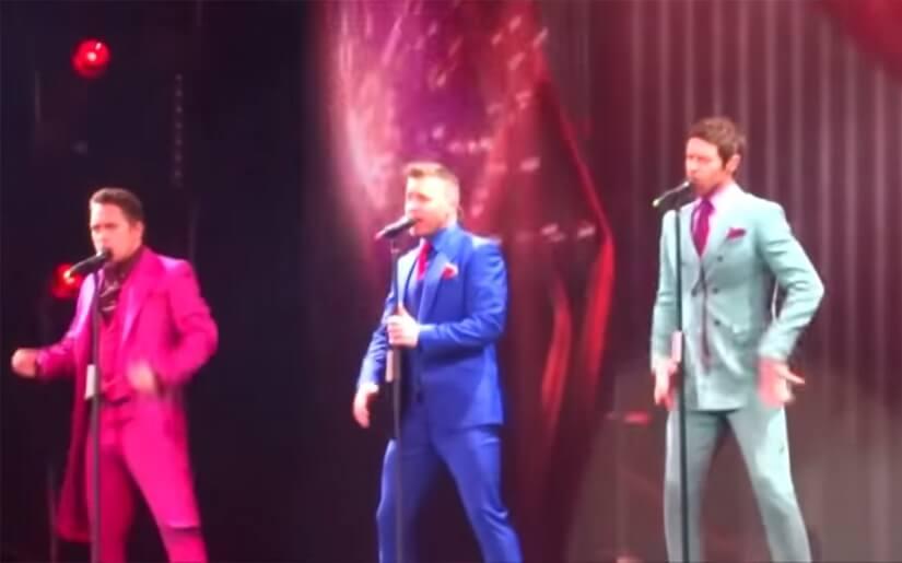 מסע הופעות של Take That