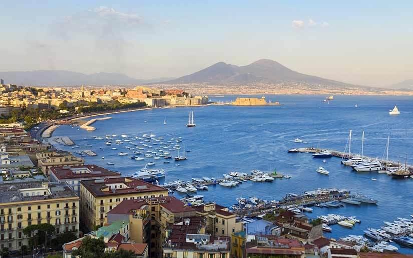 טיסות לנאפולי - טיסה לדרום איטליה